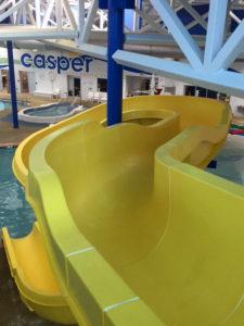 water slide repair