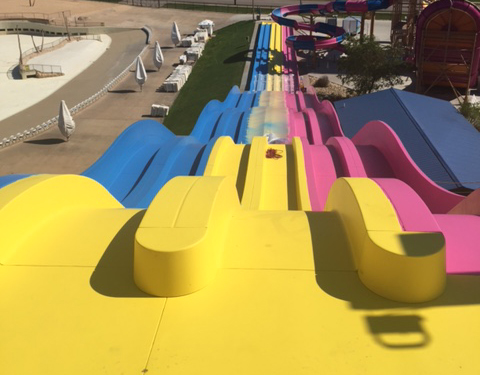 gel coat slide